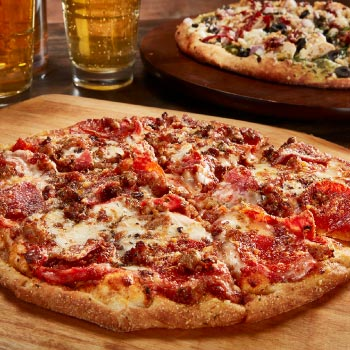 Daily Sports Bar Specials - Pizza