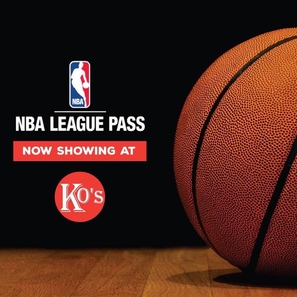 NBA League Pass Basketball Sports Bar