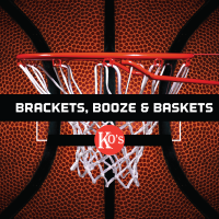 March Madness at K O'Donnell's Sports Bar & Grill in North Scottsdale