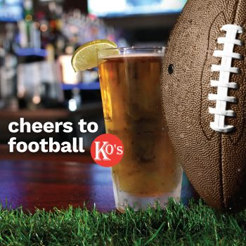 college football saturdays at k o'donnell's sports bar in scottsdale